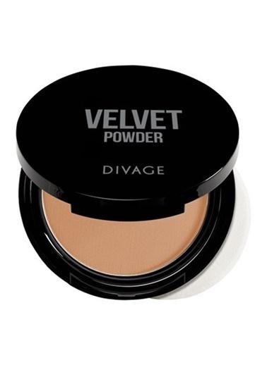 Divage Divage Compact Powder Velvet - Pudra 5201 Renkli